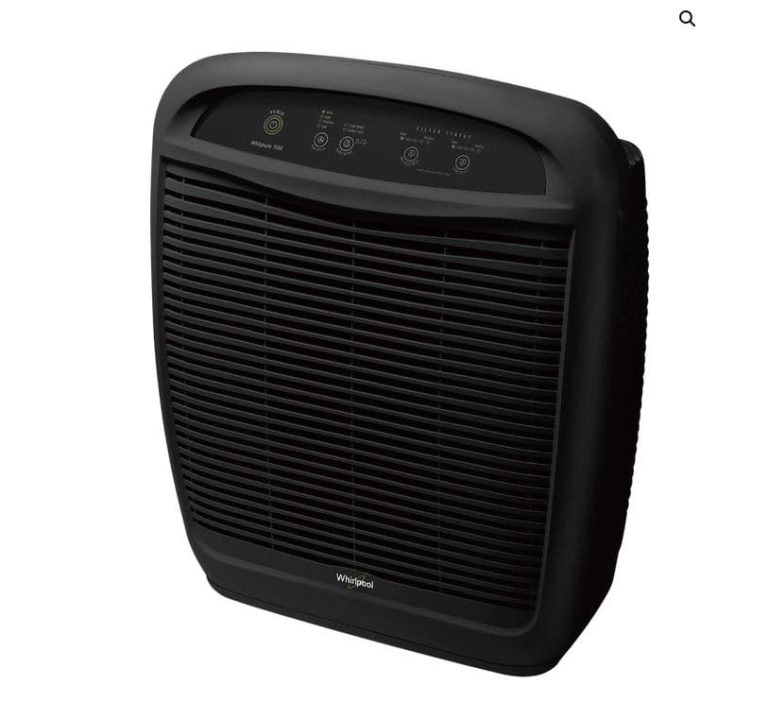 Whirlpool Whispure AP51030KB Review – Whirlpool Air Purifier And HEPA Air Cleaner